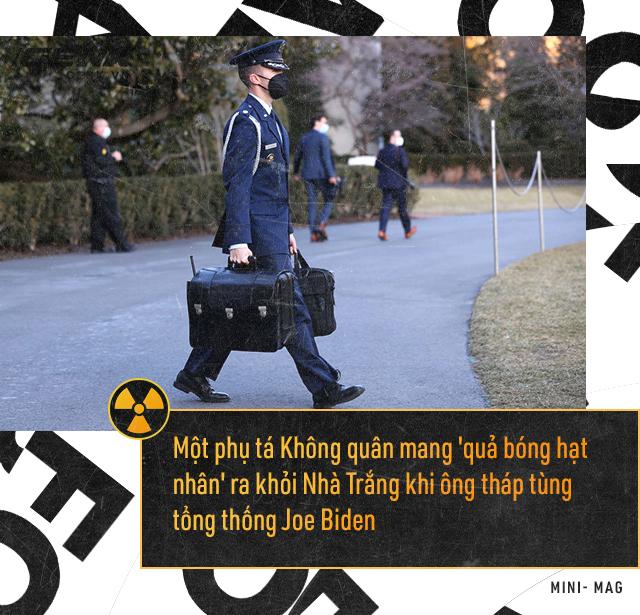 Giải mã bí ẩn về quả bóng hạt nhân - Chiếc cặp theo chân các Tổng thống Mỹ đến bất cứ nơi đâu - Ảnh 10.