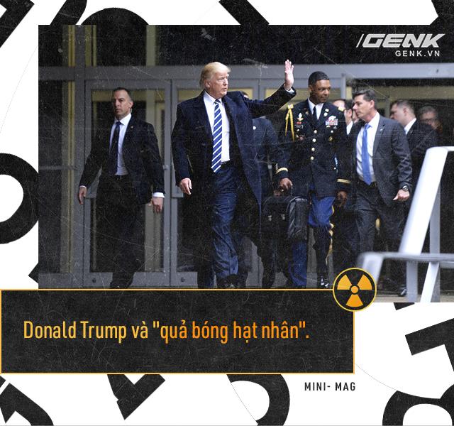 Giải mã bí ẩn về quả bóng hạt nhân - Chiếc cặp theo chân các Tổng thống Mỹ đến bất cứ nơi đâu - Ảnh 13.