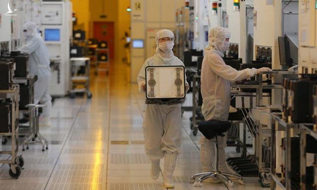 Nhà sản xuất chip Trung Quốc bị Mỹ trừng phạt có thể thắng đậm trong cuộc khủng hoảng bán dẫn toàn cầu - Ảnh 3.
