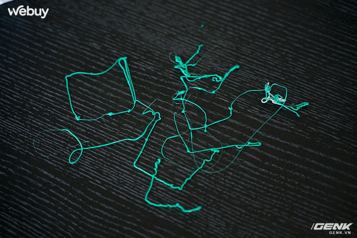 Bút in 3D giá 150k: Dùng rồi mới thấy công cụ chỉ là phụ, sản phẩm xấu đẹp dựa hoàn toàn vào kĩ năng - Ảnh 7.