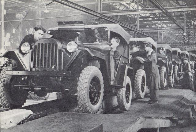 Đại chiến thế giới lần thứ II: Lịch sử những chiếc ô tô nổi tiếng của hai phe Xô – Đức (Phần 2) - Ảnh 12.
