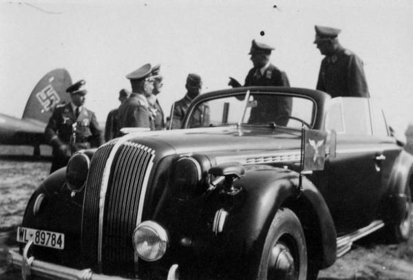 Đại chiến thế giới lần thứ II: Lịch sử những chiếc ô tô nổi tiếng của hai phe Xô – Đức - Ảnh 7.
