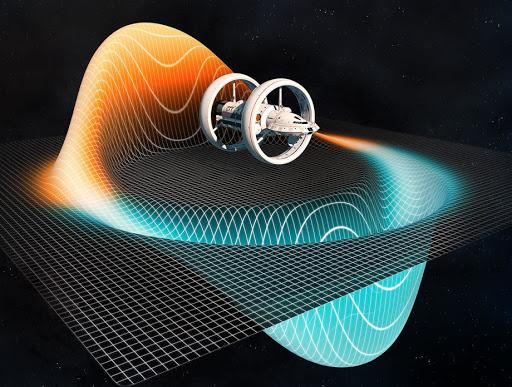 Công bố mới: khoa học đã có thể chế tạo động cơ warp, mang khả năng bẻ cong không gian để du hành vũ trụ - Ảnh 1.