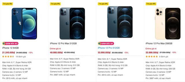 """Thị trường smartphone cao cấp Việt Nam: Khi iPhone ngày càng """"vô đối"""" - Ảnh 2."""