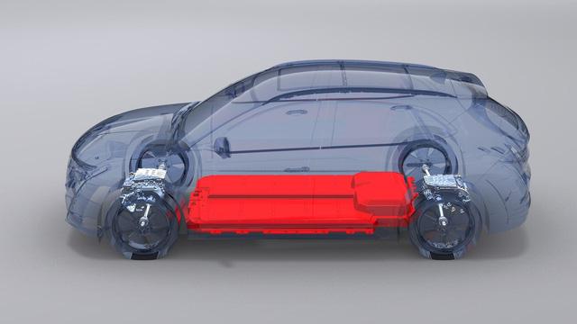 Lộ diện VinFast VF e35: Cỡ ngang Mercedes GLC, đặt cọc từ tháng 9, bán cả trong nước và Mỹ, Canada - Ảnh 11.