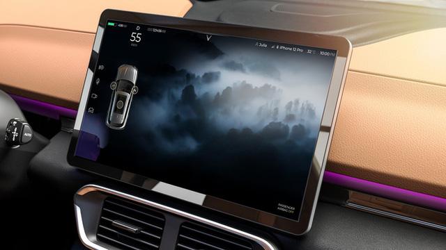 Lộ diện VinFast VF e35: Cỡ ngang Mercedes GLC, đặt cọc từ tháng 9, bán cả trong nước và Mỹ, Canada - Ảnh 10.