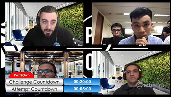 Tìm ra lỗ hổng bảo mật trong 5 phút, 2 chuyên gia Viettel chiến thắng cuộc thi an ninh mạng lớn nhất thế giới - Ảnh 3.
