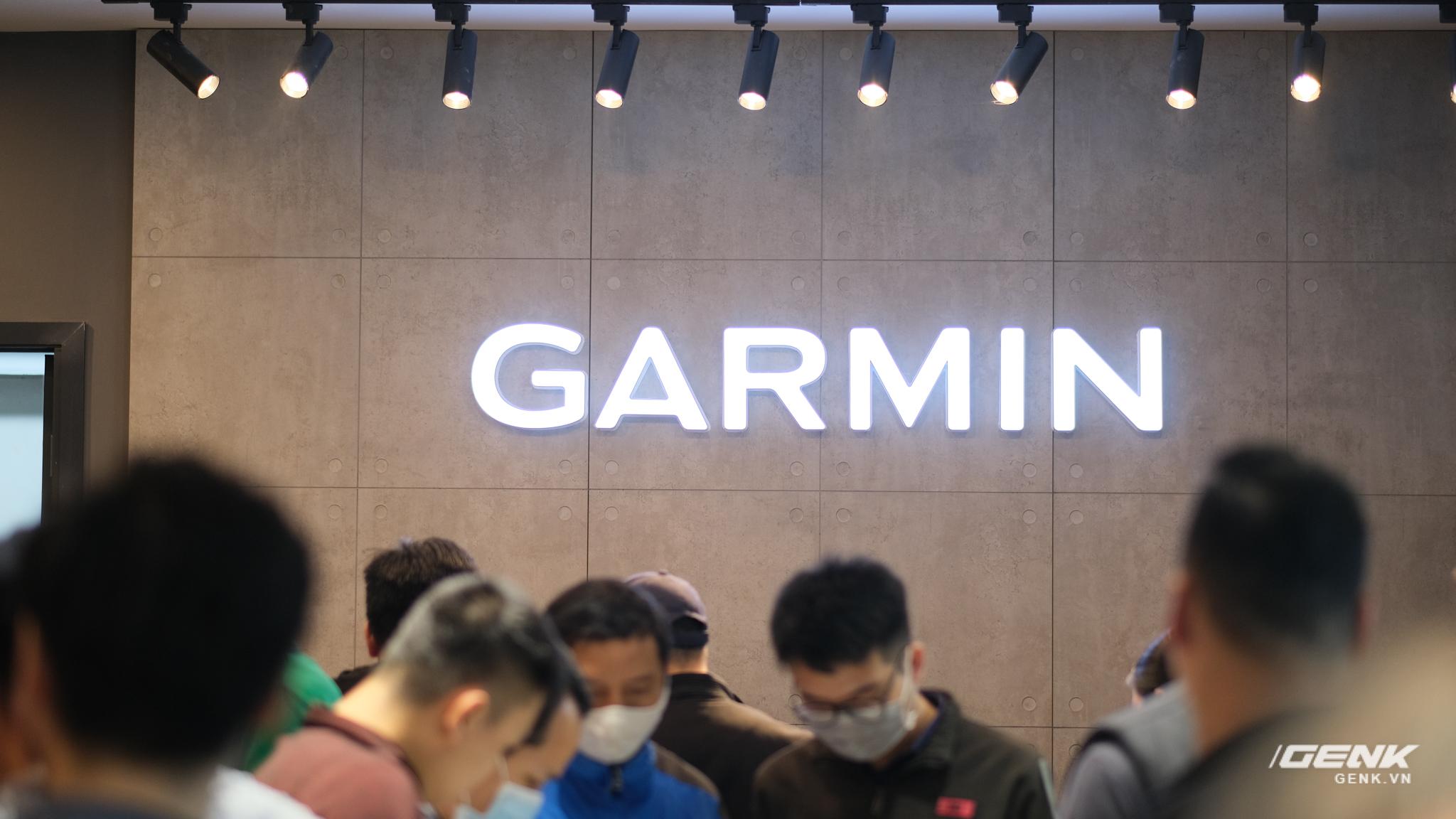 Garmin khai trương cửa hàng thương hiệu đầu tiên tại Việt Nam - Ảnh 1.