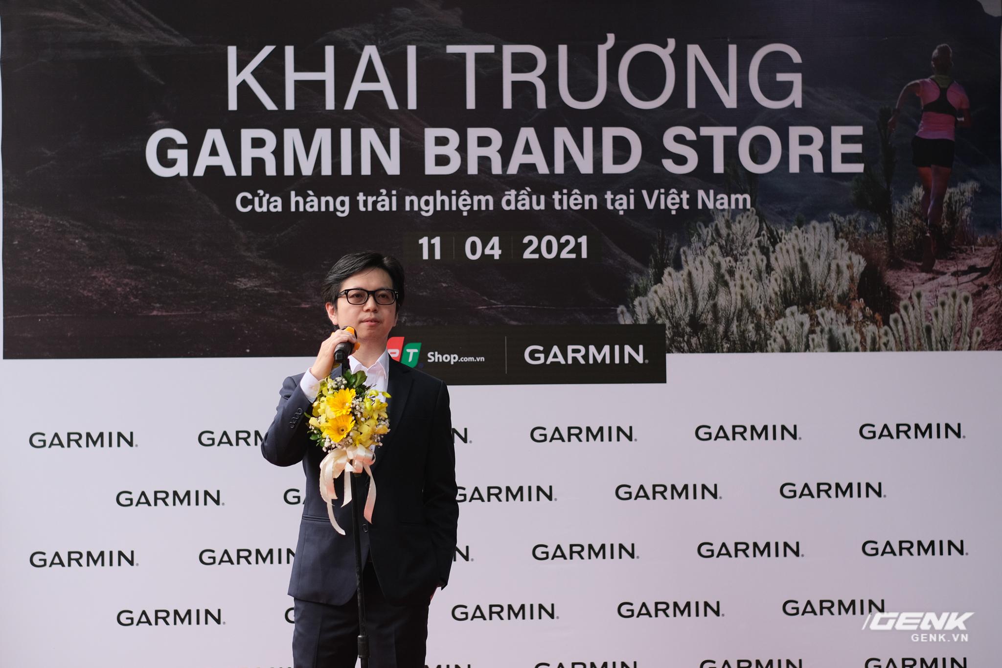 Garmin khai trương cửa hàng thương hiệu đầu tiên tại Việt Nam - Ảnh 7.