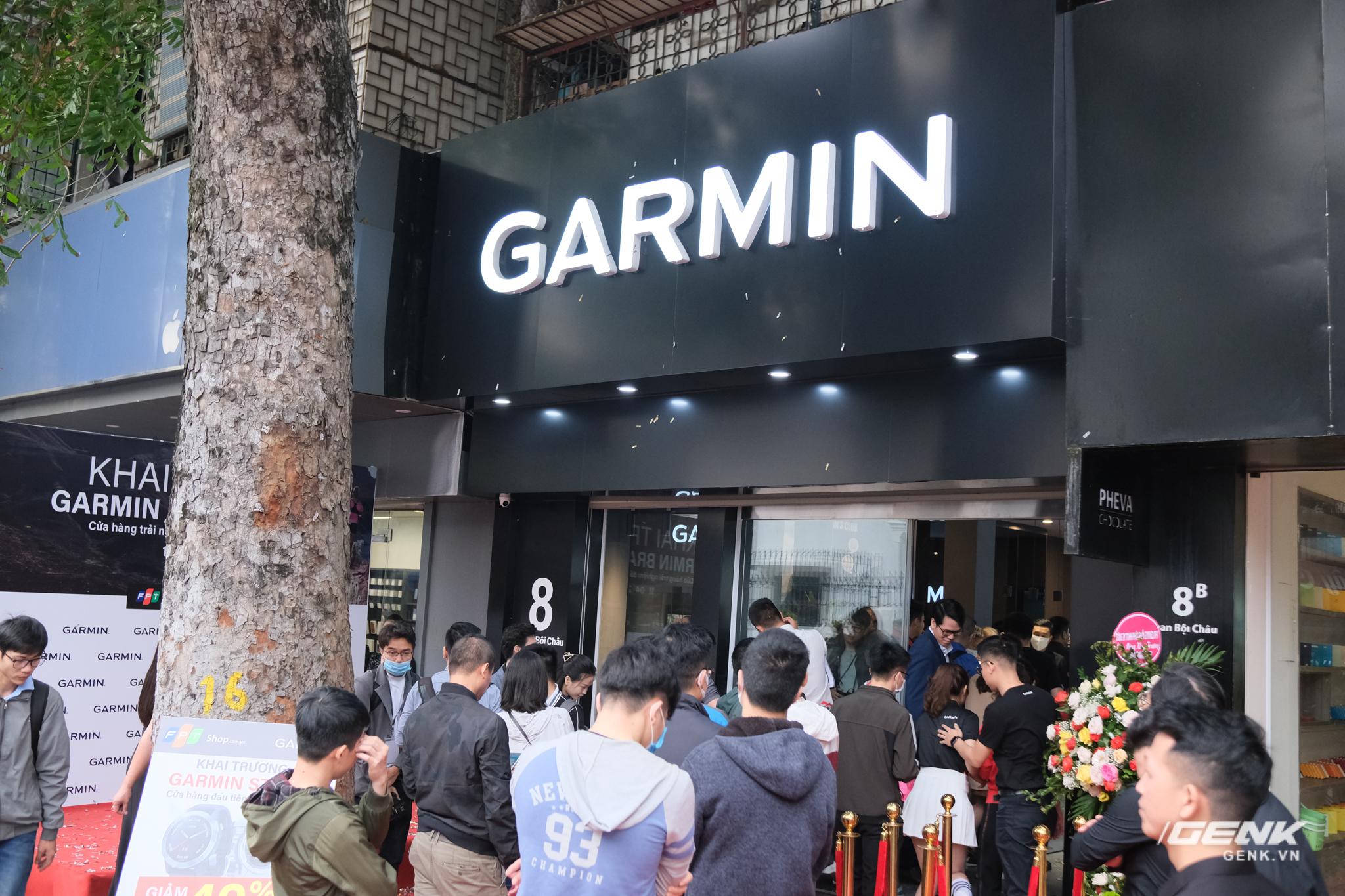 Garmin khai trương cửa hàng thương hiệu đầu tiên tại Việt Nam - Ảnh 2.