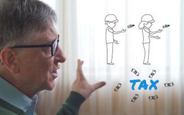 Bill Gates cho rằng cần đánh thuế những robot giành việc của người lao động - Ảnh 1.