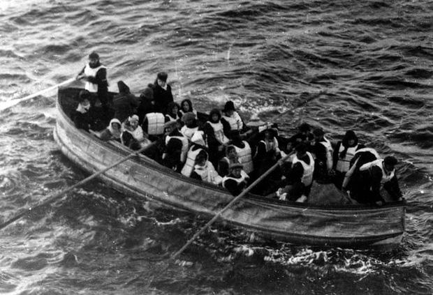 Những hình ảnh hiếm của con tàu huyền thoại Titanic ngoài đời thực: Có thực sự hào nhoáng và lộng lẫy như trong phim? - Ảnh 20.