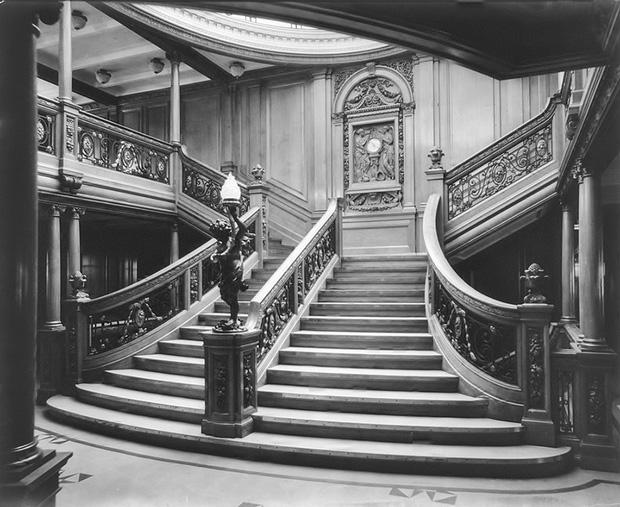 Những hình ảnh hiếm của con tàu huyền thoại Titanic ngoài đời thực: Có thực sự hào nhoáng và lộng lẫy như trong phim? - Ảnh 4.