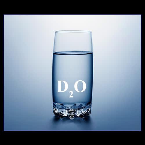 Bạn có thể uống nước nặng (Deuterium oxide) hay không? Nếu được thì nó có vị gì? - Ảnh 2.