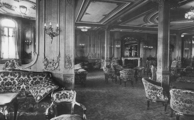 Những hình ảnh hiếm của con tàu huyền thoại Titanic ngoài đời thực: Có thực sự hào nhoáng và lộng lẫy như trong phim? - Ảnh 11.