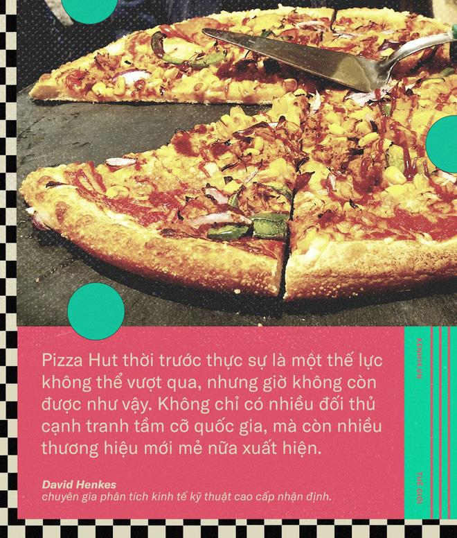 Pizza Hut và cuộc đại chiến pizza toàn cầu: Lý do cho sự đi xuống của một cái tên tưởng như đã bất khả xâm phạm - Ảnh 6.