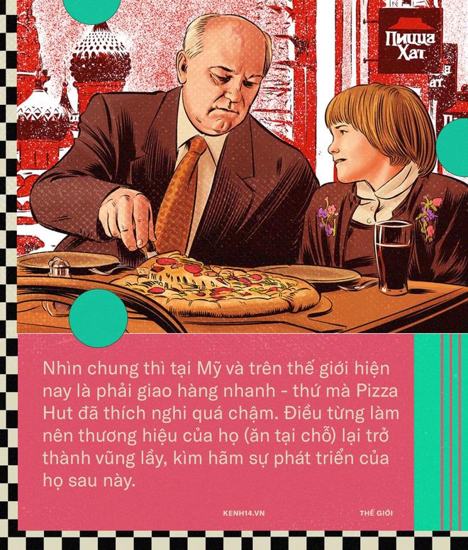 Pizza Hut và cuộc đại chiến pizza toàn cầu: Lý do cho sự đi xuống của một cái tên tưởng như đã bất khả xâm phạm - Ảnh 10.