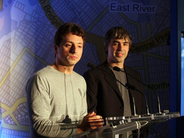 Cặp bạn thân đồng sáng lập Google: Startup từ phòng ký túc xá Stanford, hỗ trợ nhau điều hành đế chế nghìn tỷ USD suốt 20 năm, cùng trở thành tỷ phú rồi cùng 'nghỉ hưu' - Ảnh 2.