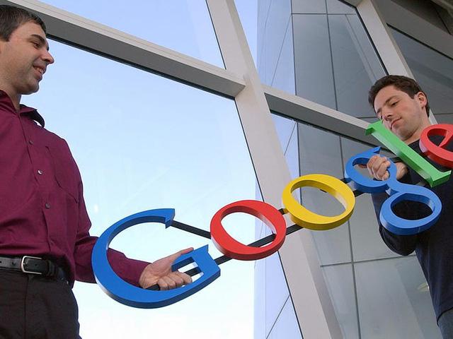 Cặp bạn thân đồng sáng lập Google: Startup từ phòng ký túc xá Stanford, hỗ trợ nhau điều hành đế chế nghìn tỷ USD suốt 20 năm, cùng trở thành tỷ phú rồi cùng 'nghỉ hưu' - Ảnh 3.