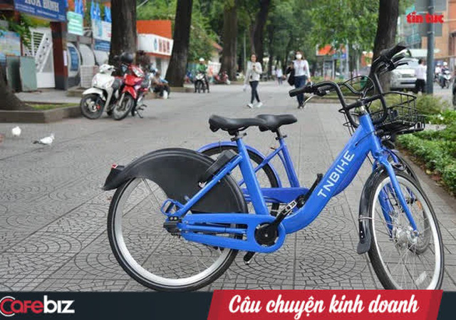 Thí điểm cho thuê xe đạp công cộng ở TPHCM: Mở khóa bằng QR Code, định vị GPS, thanh toán qua ví điện tử, giá chỉ 5.000 đồng/30 phút - Ảnh 2.