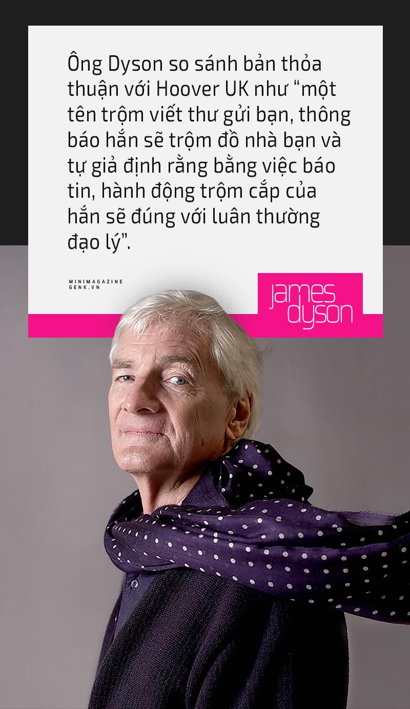 Những sự thật thú vị về Ngài James Dyson - vị kỹ sư, nhà thiết kế, nhà phát minh thiên tài sáng lập ra hãng điện máy Dyson vừa đặt chân tới Việt Nam - Ảnh 13.