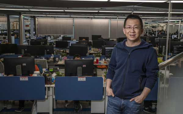 Người đàn ông 38 tuổi, sở hữu mạng xã hội có trên 1 tỷ người dùng, nắm trong tay 60 tỷ USD, tiềm năng vượt mặt Mark Zuckerberg - Ảnh 1.