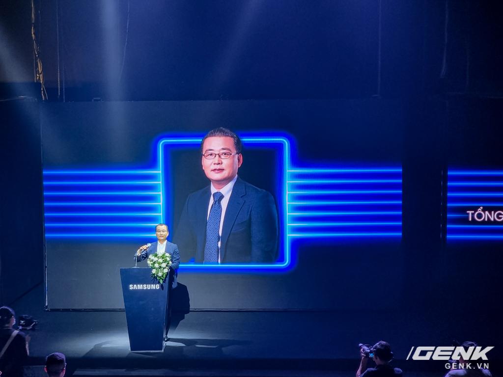 Dạo quanh sự kiện Tuyệt Tác Công Nghệ 2021: Samsung tung hàng loạt hàng khủng gia dụng, từ TV MICRO LED cho đến máy giặt AI - Ảnh 1.