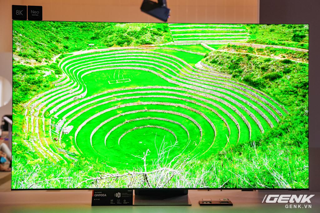 Dạo quanh sự kiện Tuyệt Tác Công Nghệ 2021: Samsung tung hàng loạt hàng khủng gia dụng, từ TV MICRO LED cho đến máy giặt AI - Ảnh 3.