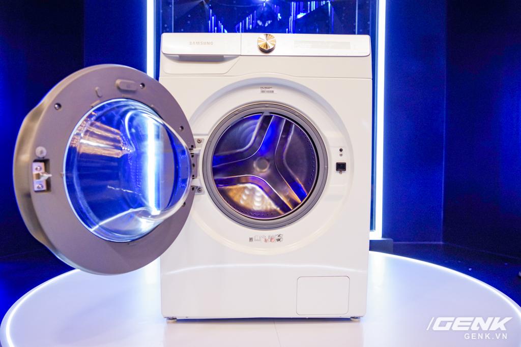 Dạo quanh sự kiện Tuyệt Tác Công Nghệ 2021: Samsung tung hàng loạt hàng khủng gia dụng, từ TV MICRO LED cho đến máy giặt AI - Ảnh 13.