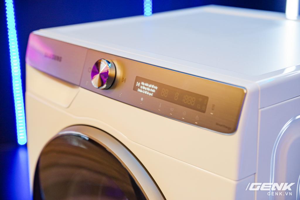 Dạo quanh sự kiện Tuyệt Tác Công Nghệ 2021: Samsung tung hàng loạt hàng khủng gia dụng, từ TV MICRO LED cho đến máy giặt AI - Ảnh 14.