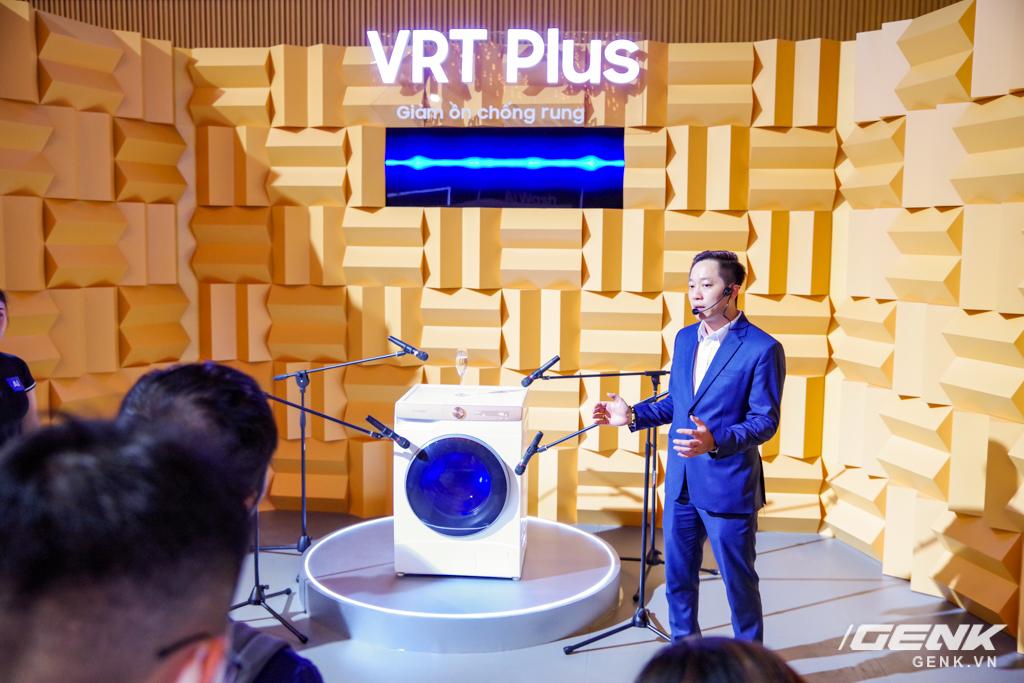 Dạo quanh sự kiện Tuyệt Tác Công Nghệ 2021: Samsung tung hàng loạt hàng khủng gia dụng, từ TV MICRO LED cho đến máy giặt AI - Ảnh 17.