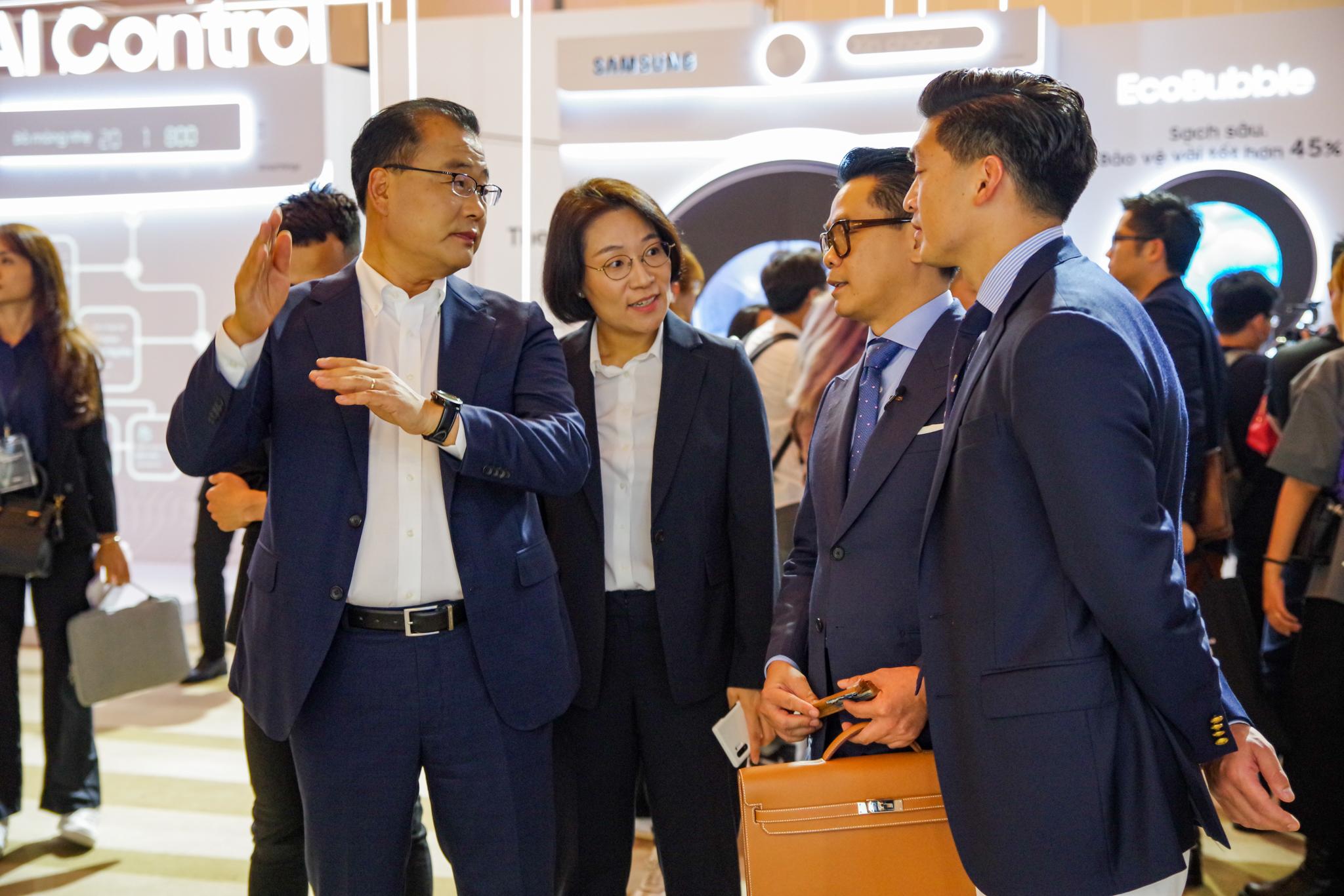 Tổ chức sự kiện hoành tráng dành riêng cho đồ gia dụng, Samsung muốn chứng tỏ điều gì? - Ảnh 3.