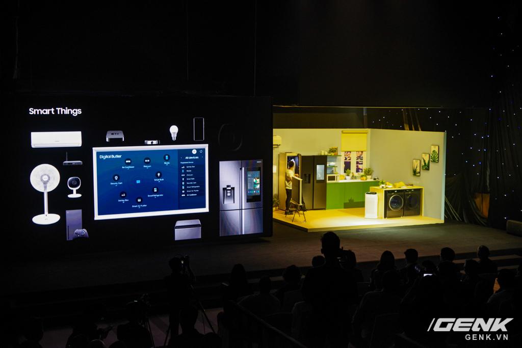 Dạo quanh sự kiện Tuyệt Tác Công Nghệ 2021: Samsung tung hàng loạt hàng khủng gia dụng, từ TV MICRO LED cho đến máy giặt AI - Ảnh 23.