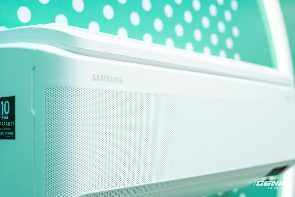 Loại bỏ cửa gió, đây là cách Samsung sáng tạo lại chiếc điều hòa - Ảnh 10.