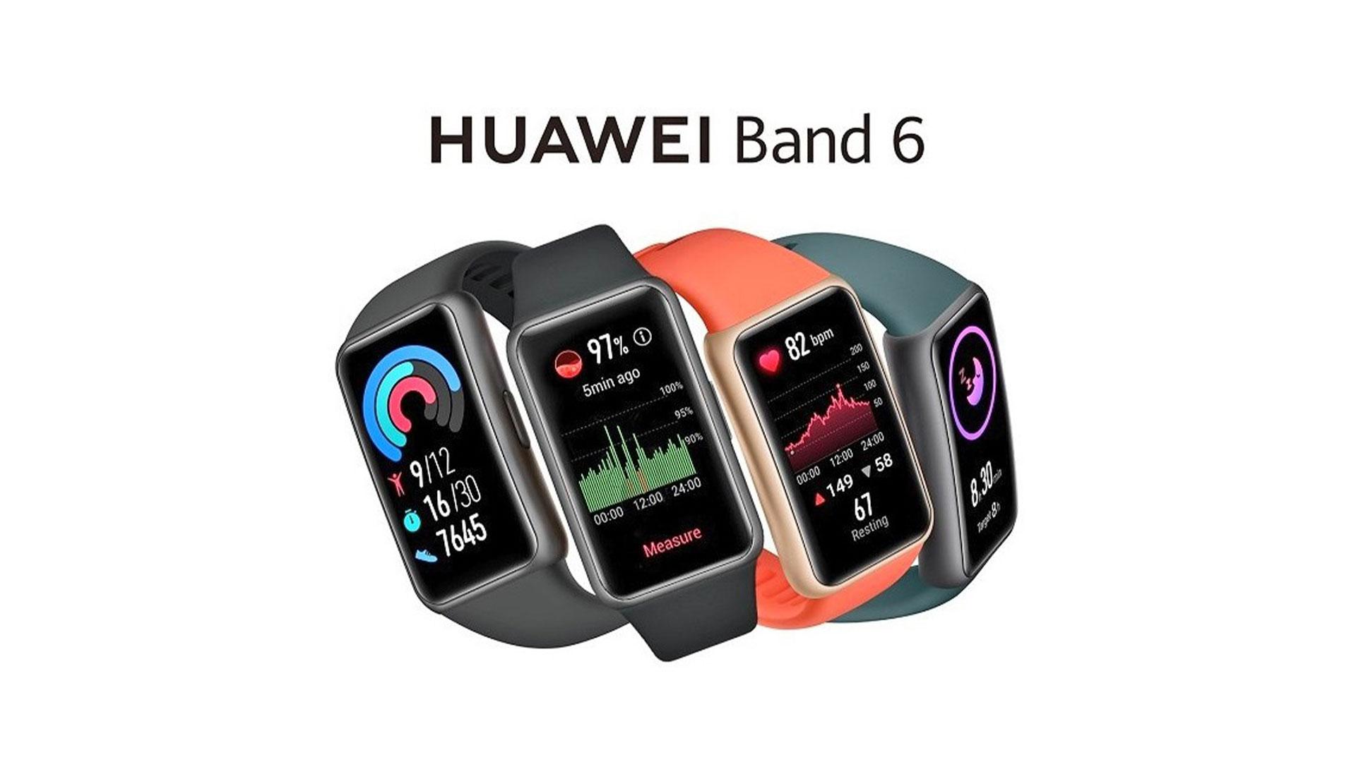 Huawei Band 6 ra mắt tại VN: Màn hình AMOLED kích thước lớn, tích hợp cảm biến đo SpO2, pin 14 ngày, giá 1.49 triệu đồng - Ảnh 3.