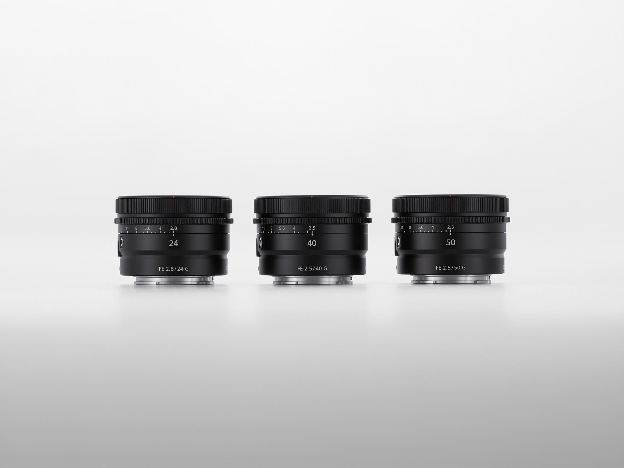 Sony ra mắt ống kính FE 50mm F1.2 G Master và 3 ống kính dòng G nhỏ gọn nhẹ mới, giá 49.99/14.99 triệu đồng - Ảnh 12.