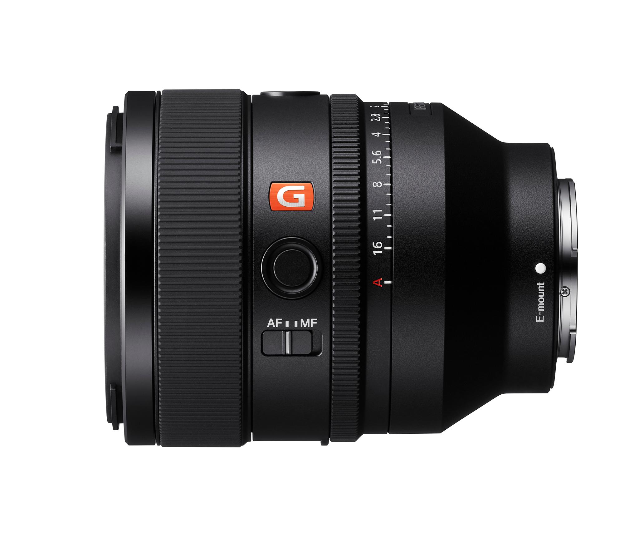 Sony ra mắt ống kính FE 50mm F1.2 G Master và 3 ống kính dòng G nhỏ gọn nhẹ mới, giá 49.99/14.99 triệu đồng - Ảnh 2.