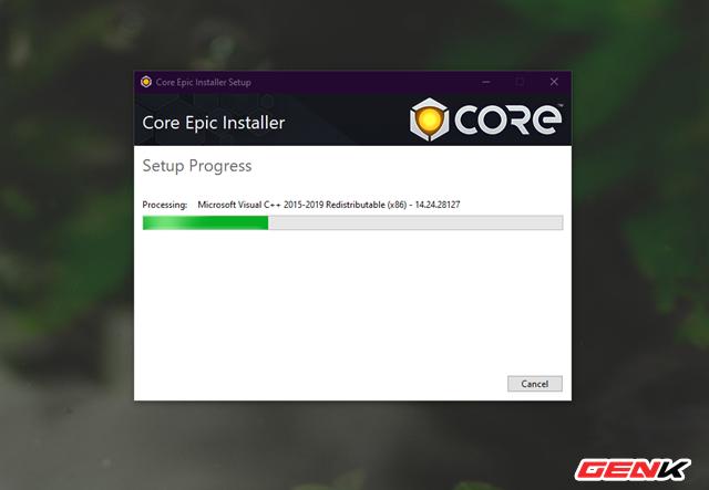 Cách cài đặt Core, vũ trụ game đa chức năng mới của Epic - Ảnh 13.