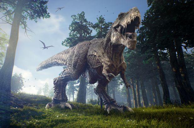 Có tới 2,5 tỷ con khủng long bạo chúa từng thống trị Trái đất - Ảnh 1.