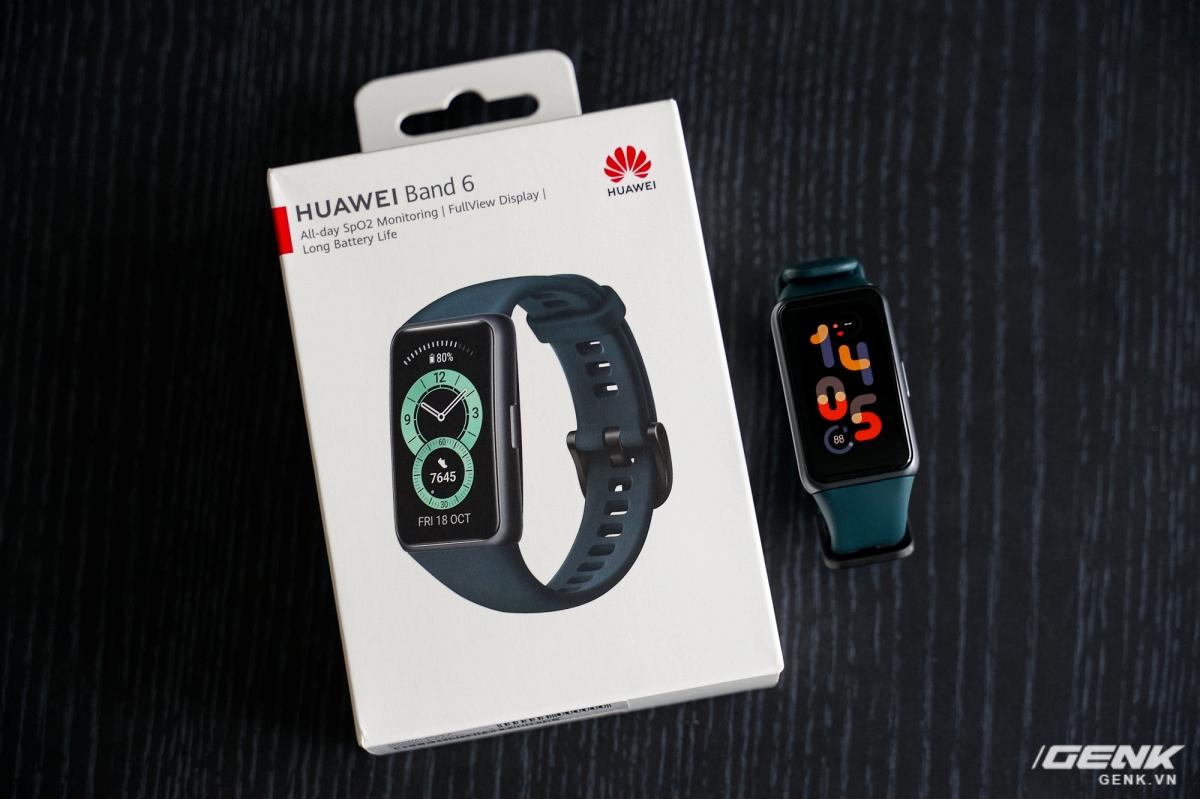 Trên tay Huawei Band 6: Smartband giá-không-rẻ nhưng được cái màn hình lớn, nhiều tính năng xịn - Ảnh 3.