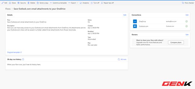 Tự động hóa các tác vụ thường ngày với Microsoft Power Automate - Ảnh 11.