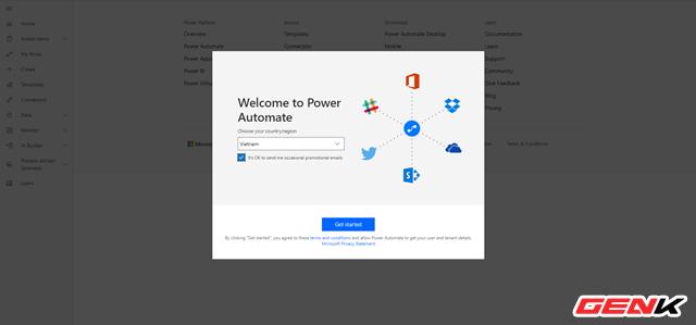 Tự động hóa các tác vụ thường ngày với Microsoft Power Automate - Ảnh 2.