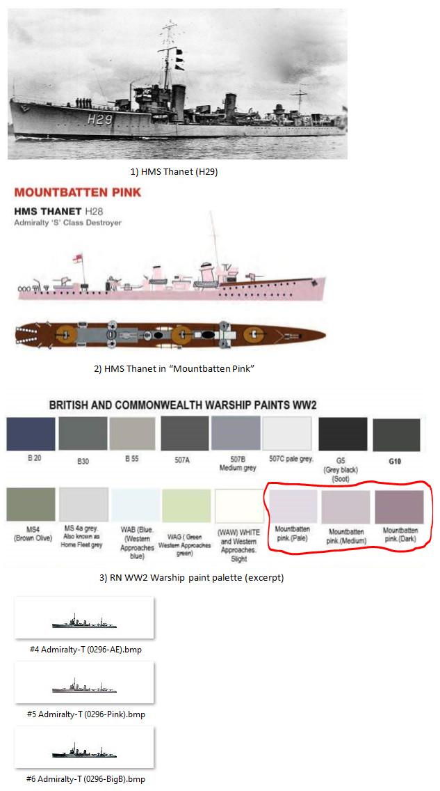 Tại sao lại có xe tăng, tàu chiến, thậm chí cả quân phục mang màu hồng? - Ảnh 5.