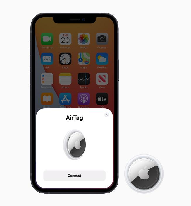 Apple cùng Hermes làm phụ kiện cho AirTag, giá gần 10 triệu đồng cho một chiếc... móc khoá - Ảnh 1.