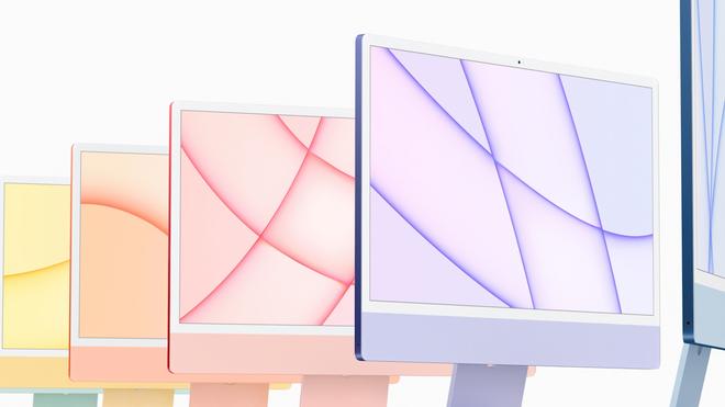 Ẩn ý phía sau 7 màu sắc của iMac mới, hiểu rõ để ngả mũ thán phục Tim Cook và đội ngũ phát triển sản phẩm của Apple - Ảnh 1.