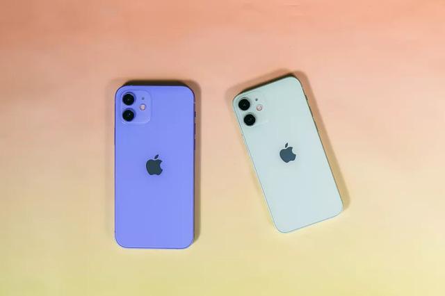 Cận cảnh iPhone 12 màu tím mộng mơ - Ảnh 8.