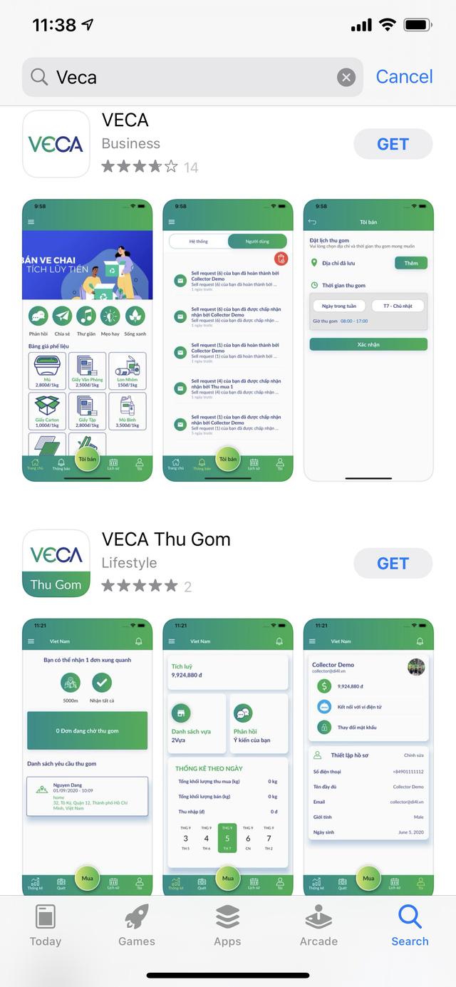 Xuất hiện App mua bán ve chai công nghệ, tham vọng thành một mắt xích trong hệ sinh thái tái chế Việt Nam - Ảnh 2.