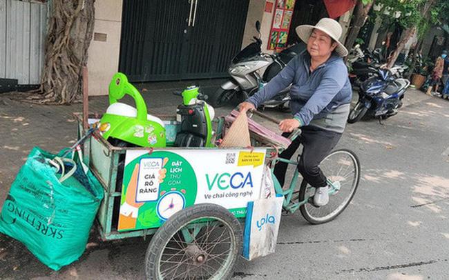 Xuất hiện App mua bán ve chai công nghệ, tham vọng thành một mắt xích trong hệ sinh thái tái chế Việt Nam - Ảnh 1.