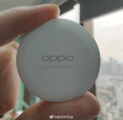 Oppo Smart Tag lộ diện sau khi Apple ra mắt AirTags - Ảnh 1.
