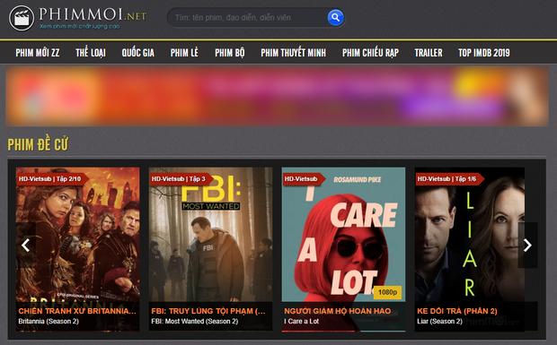 Web xem phim lậu phimmoizz.net vừa bay màu, lại có thêm phimmoiizz.net mọc lên! - Ảnh 1.